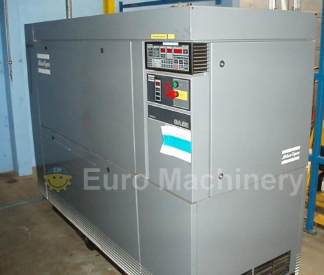 Atlas Copco - Used Compressor