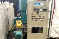 Erema kg 80 used recycling line