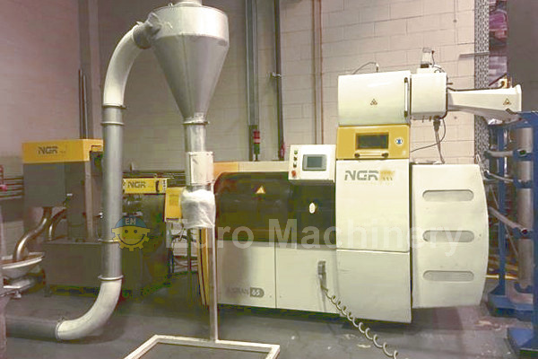 NGR – recycling machines