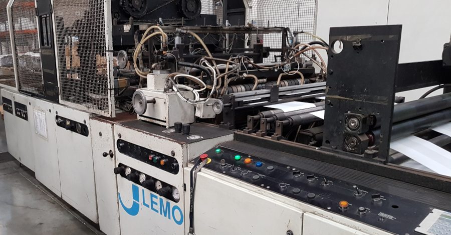 Lemo-Bag Making Machine