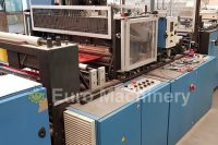 Used side weld bag making machine