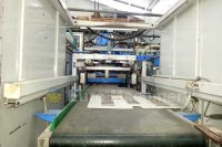 Used KIEFEL KMD 52 - Thermoforming line