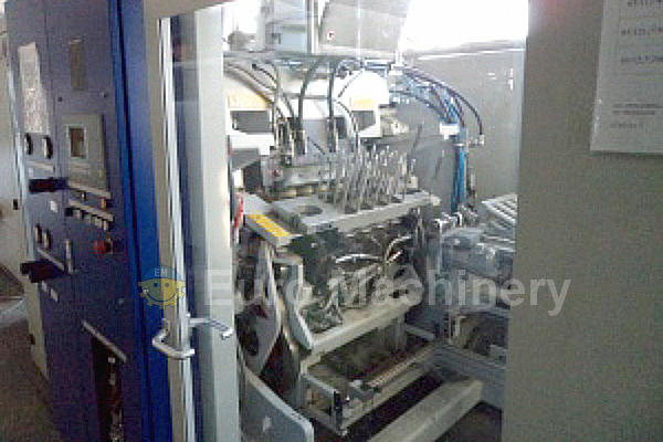 Used Gabler Swing - Thermoforming line