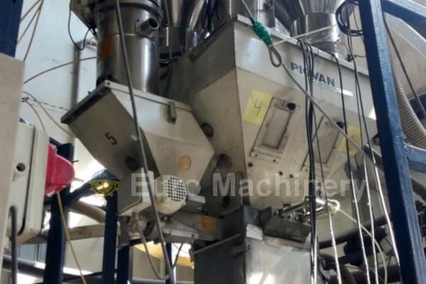 Batenfield - Used Sheet Co-Extrusion line