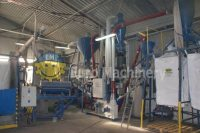 Used Washing Line For Processing Waste