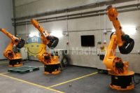KUKA VKR 125/150/200 Used Six Axis Robot - Used Machines