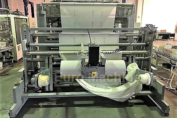 Bottom Seal | Carrier bag machine Mobert