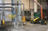 Used Agglomerator Recycling line and Repelletizing line. For recycling of post-consumer and post-industrial plastic. Contact us