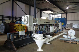 Secondhand washing line  | Complete washing line for processing plastic waste. Can process HDPE and PP. For Sale by Euro Machinery