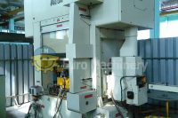 Metal Hydraulic Press for production of pressed metal products. AIDA Engineering HMX-80. Acessories for plastic equipment.
