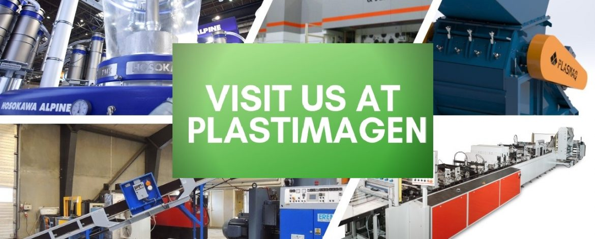 Meet us at PLASTIMAGEN 2019