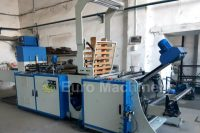 Bottom seal | Carrier bags | GUR-IS MAKINA Carrier bag machine