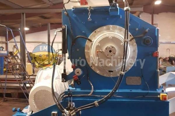 Used Bruno Folcieri - Used Recycling Granulator for Sale. Top quality used Machinery for sale by Euro Machinery. HDPE, PP, ABS, PC, PMMA, PVC, Tyre rubber
