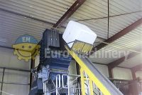 Waste Shredder , second-hand | Shredders and granulators | Recycling equipment and pelletising machines | Plastic Waste processing.
