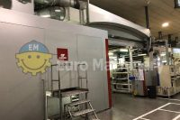 Central Impression Printer | COMEXI Ci Flexo - Used machines for flexographic printing. Can process PE, PP, OPP, PET, Paper