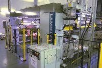 SOMA Lamination of film and paper