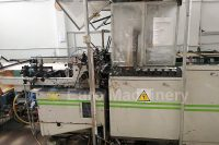 FMC M175 W H Wicket bag making machine is available for sale by Euro Machinery.