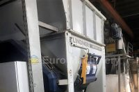 Secondhand Single Shaft Shredder Lindner Antares 1600