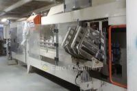 Bagging machine - used automatic CETEC EMF 650 for bagging of granulate, cereal, minerals, seeds, powder in plastic bags. For sale by Euro Machinery.