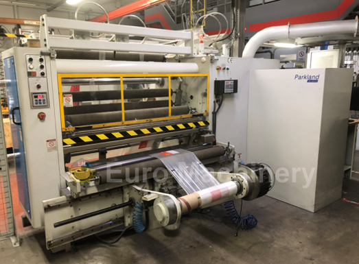Used Slitter Re-winder Parkland | Secondhand Winders and Slitters for sale in good condition | Find your next Slitter Rewinder here and contact us today!