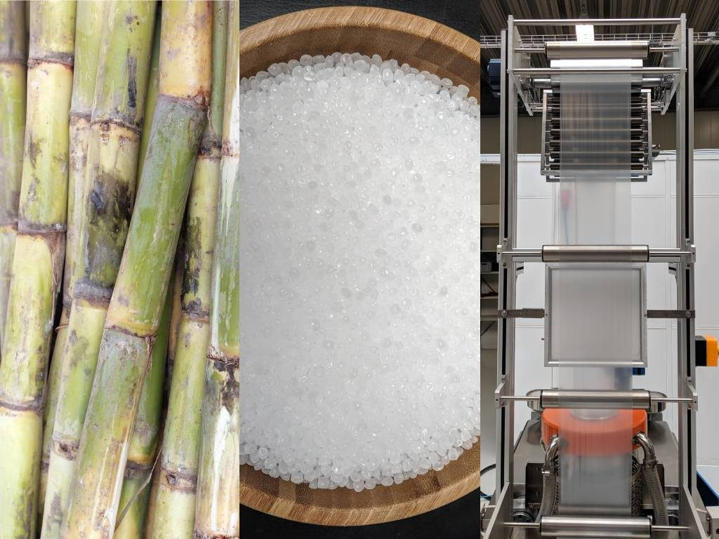 Euro Machinery Lab Extruders can be used for Braskem Bioplastic. Production Green Polyethylene Can make products more sustainable.