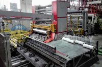3 Layer Cast Line - Bielloni - Production of LLDPE Film