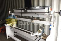 Flexo Printer Plate Mounter - 1310 mm width. In good condition. Can be inspection during a machine inspection. Euro Machinery.