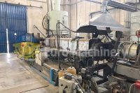 Icma San Giorgio MC170 Recycling Line. For sale by Euro Machinery. Twin Screws - 160 mm. Can recycling many materials. Contact us today!
