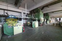 Used Laminator - Nordmeccanica Zenit triplex combi. 1300 mm width with up to 300 m/min Mechanical speed. In good condition.