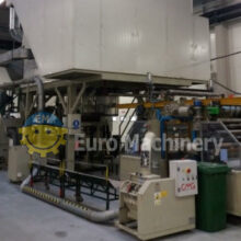 Extruder to produce cling film for sale