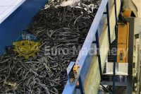 →Used UNTHA Shredder. In good condition and can be seen in production. For size reduction of plastic, wood, cardboard, paper, and more←