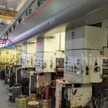 Used BOBST Rotomec for sale