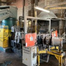 EREMA RM 100TVE - Recycling Line for PP, LDPE and HDPE