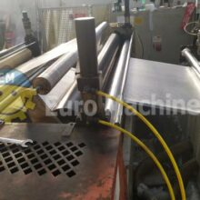 Polycell Cast film extruder