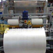 Mobert Bottom Seal Bag Machine